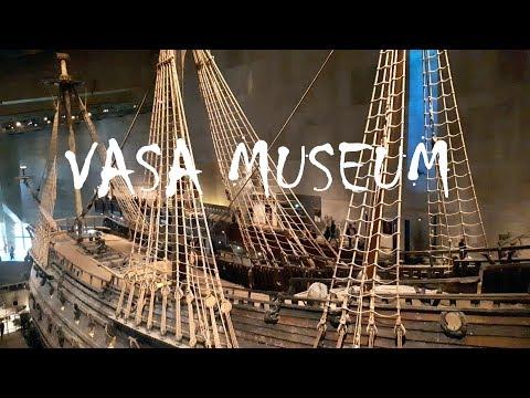 STOCKHOLM 2017 - VASA MUSEUM