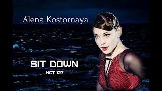 Alena Kostornaya NCT 127 Sit Down