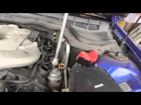 ve commodore manual gearbox oil change