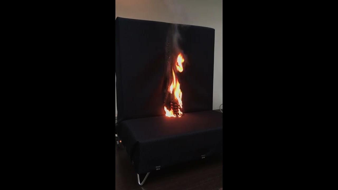Download BS 5852 Crib 5 flame retardant test
