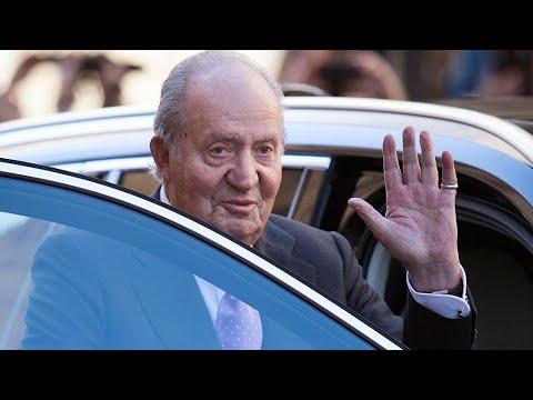 ملك إسبانيا السابق خوان كارلوس يقرر مغادرة بلاده عقب تحقيقات تفيد بضلوعه في قضايا فساد  - نشر قبل 1 ساعة
