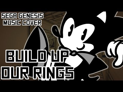 ~Build Up Our Rings~ | DAGames 'Build Our Machine' Music Cover