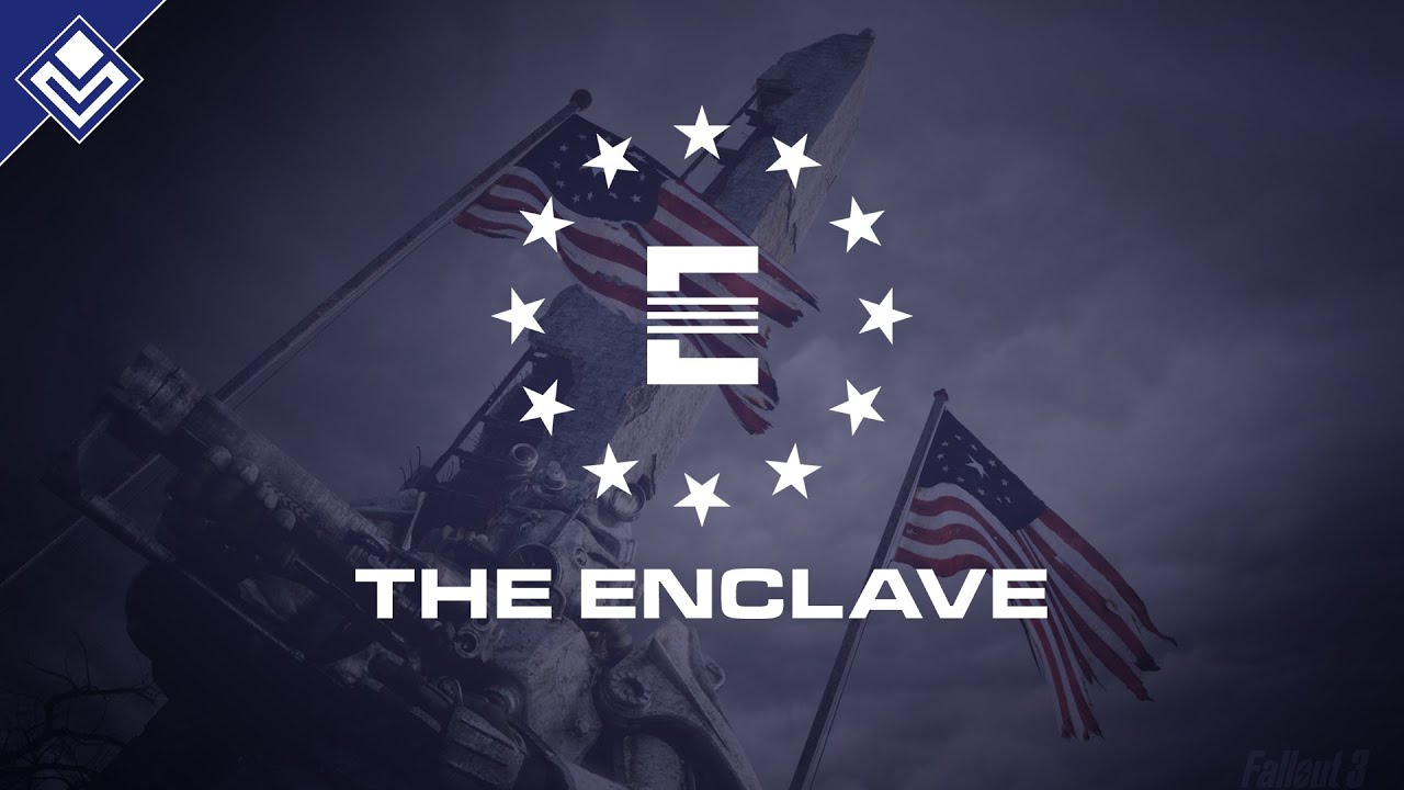 Image result for enclave fallout