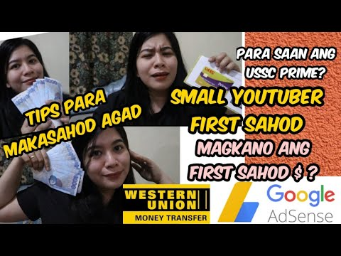 SMALL YOUTUBER FIRST SAHOD