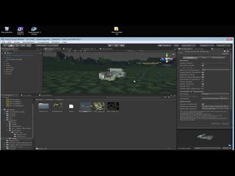Import OBJ and MTL File - Unity
