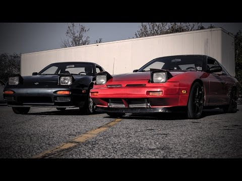 Ka24de vs. Sr20det : 240sx Coupe & 240sx Hatch Review!