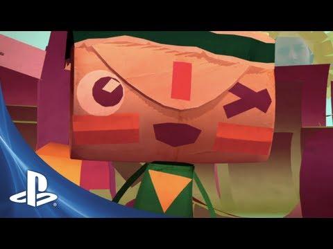 Tearaway - E3 Trailer | E3 2013