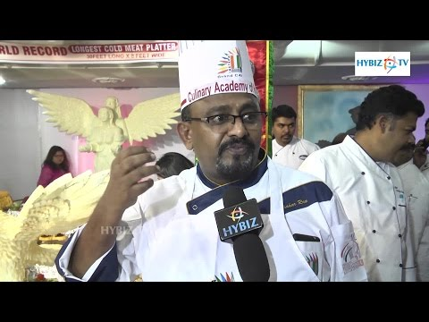 Sudhakar Rao Director Culinary Academy Of India