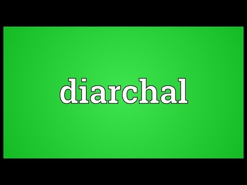 Header of diarchal