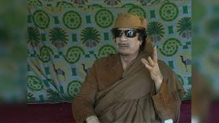 Эксклюзивное интервью. Муаммар Каддафи