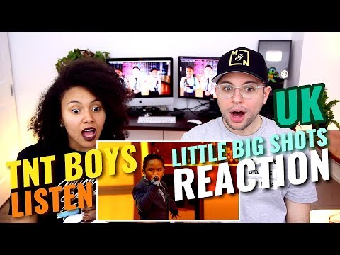 TNT Boys - Listen | Beyonce | Little Big Shots UK | REACTION
