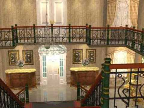 Sims 2 Mansion Luxury Mansion 1 Youtube