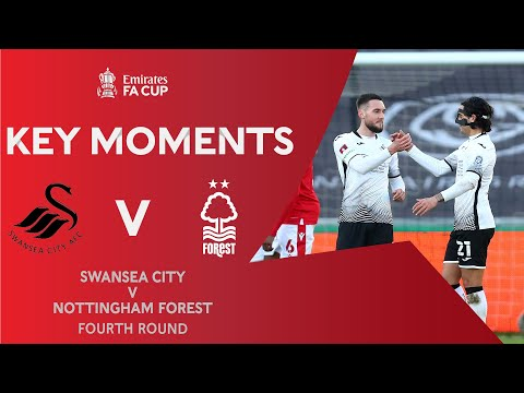 Swansea Nottingham Forest Goals And Highlights