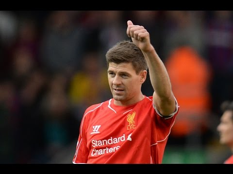 Steven Gerrard retires