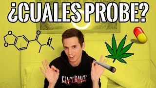 DROGAS QUE PROBE Y SUS EFECTOS - Pablo Agustin