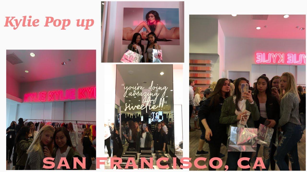 68dbcaa56982 Kylie Pop-up shop