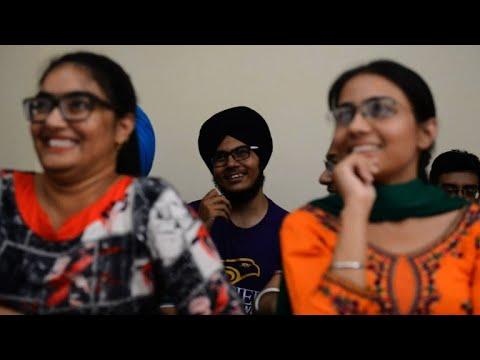 En Inde, les Pendjabis font la course à l