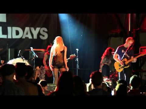 """I Will Never Die"" - Delta Rae - at the Rockville Hometown Holidays - May 24, 2015"