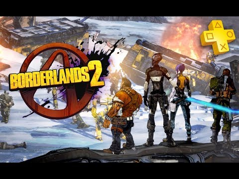 Borderlands 2 Playthrough Part 2 New Character Interactive Livestreamer