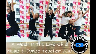 A Week In The Life Of Our Music & Dance Teachers | Weekly Vlog | Mayzmusik Performing Arts Academy