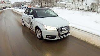 видео Обзор автомобиля ауди а1 спортбэк