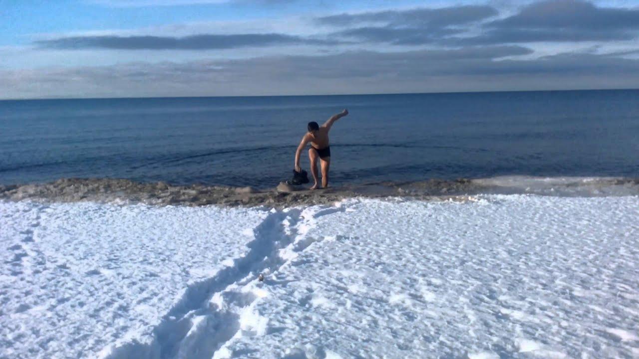 Байкал зимой с Михалычем