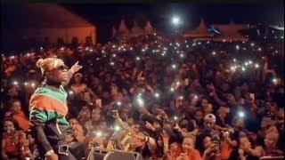 Wasafi Festival Nairobi: Harmonize Alivyozomewa Nairobi, Mbosso Afanya Poa