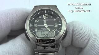 Мужские японские наручные часы Casio AQ-180WD-1B(Подробное описание: http://www.alltime.ru/catalog/watch/374/casio/Man/9183/detail.php?ID=59190&back=list., 2013-04-23T12:22:17.000Z)