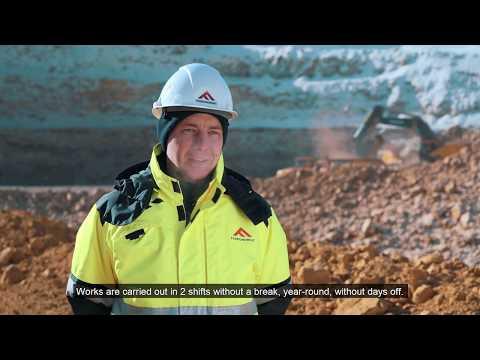 Проект по аутсорсингу горных работ Золото Селигдара