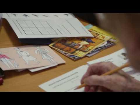 Japanese Brain Training for Dementia