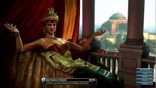 Civilization V Leader | Theodora of Byzantium
