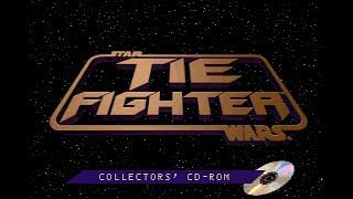 Star Wars Gaming: Tie Fighter Walkthrough - Opening Cinematic Movie