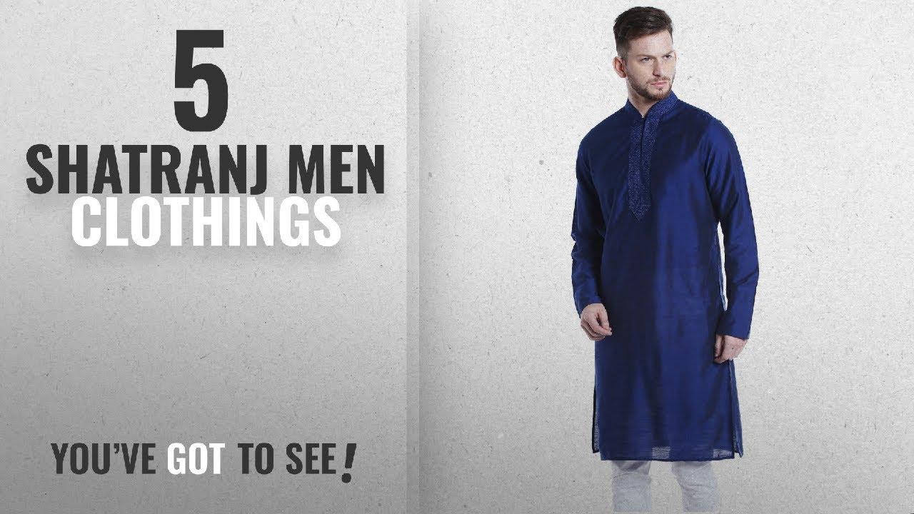 63d1c361 Top 10 Shatranj Men Clothings [ Winter 2018 ]: Shatranj Men's Indian ...