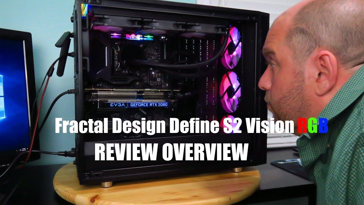 Fractal Design Define S2 Vision Rgb Review Youtube,Black Interior Designers Uk