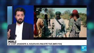 EXCLUSIF - Mali : Amadou Koufa est toujours en vie, selon une vidéo obtenue par France 24