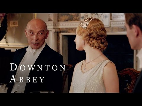 Insults at the Dinner Table | Downton Abbey | Season 5
