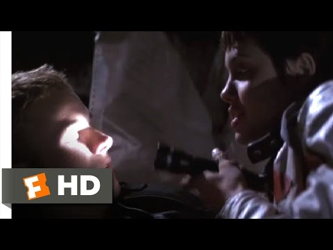 Hackers (7/13) Movie CLIP - Subway Defense System (1995) HD