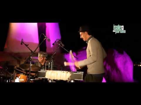 Festival Internazionale Isole che Parlano 2013 - Hamid Drake Pasquale Mirra