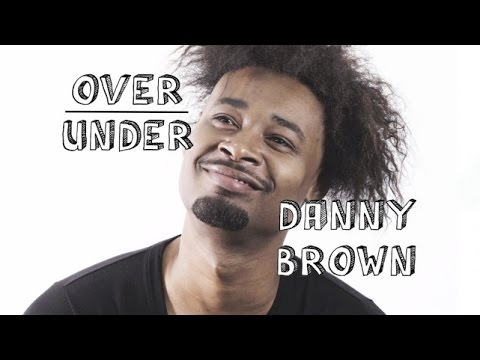 Danny Brown Rates Frank Sinatra, Cats, and Billy Crystal