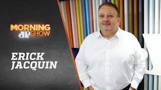 Erick Jacquin - Morning Show - 09/08/18