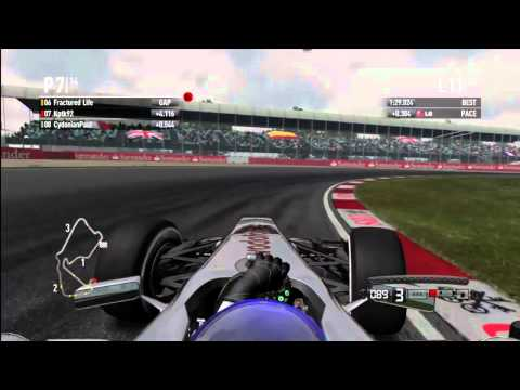 F1 2011 | IFR S5 Round 7: British Grand Prix