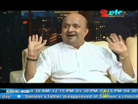 Sameer With Komal Nahta