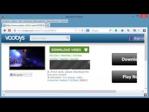 VOOBYS YOUTUBE BAIXAR NO VIDEO
