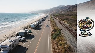 Two Eccentric Billionaires' Mission To Save California's Beaches