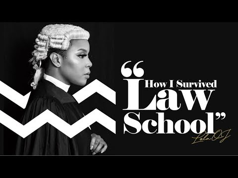 """""""How I survived Law School"""""""