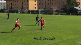Matěj Jirousek MFK Trutnov U19, góly a přihrávky podzim 2018 thumbnail