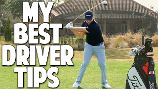 Simple Fixes For Golf Driver DISTANCE & ACCURACY
