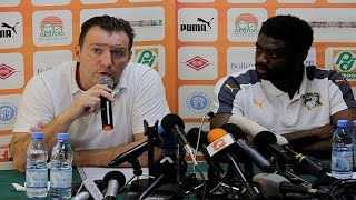 Ivory Coast ready to beat Morocco in must-win World Cup qualifier