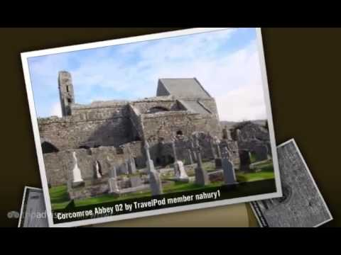 Corcomroe Abbey - County Clare, Ireland