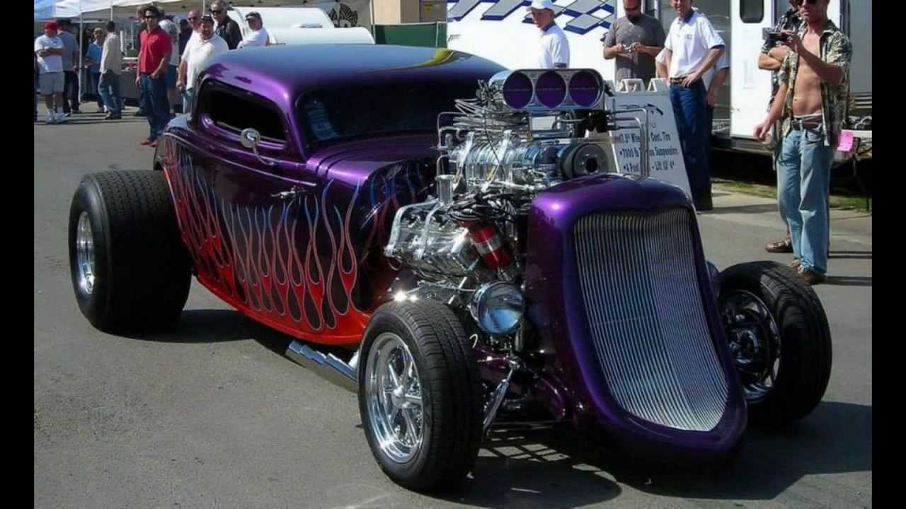 ZZ Top - La Grange - Hot Rods - YouTube